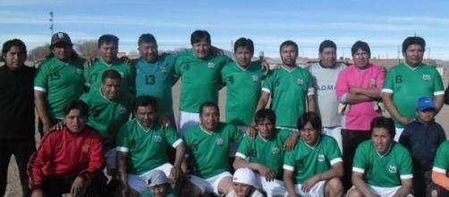 Club Belgrano- Campeón del apertura de veteranos