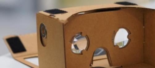 El hardware de Carboard es simplemente de cartón.
