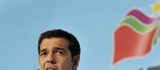 Alexis Tsipras, primo ministro greco