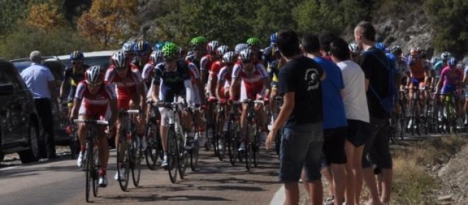 Ciclismo. Autor Jesús