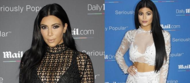 Kylie Jenner é a cópia perfeita da irmã Kim Kardashian?