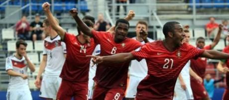 Portugal x Suécia   Final do Campeonato da Europa