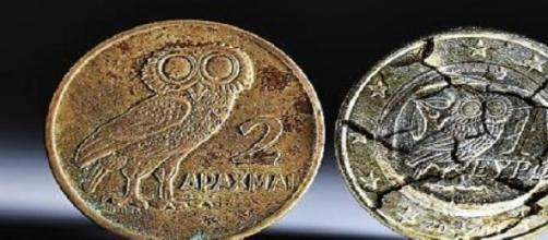 La Dracma, moneta sovrana Greca