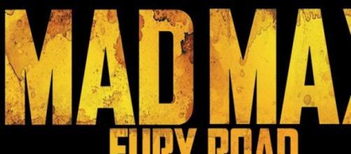 logotipo de la ultima pelicula de Mad Max