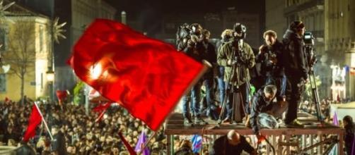 Syriza gana las elecciones, 25/01/2015