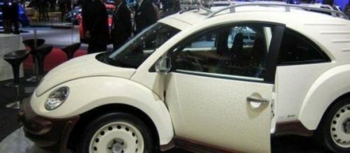 Uno de los prototipos en imagen de archivo
