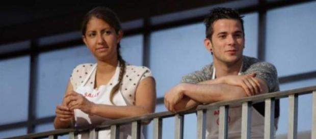Carlos y Sally, los favoritos del público