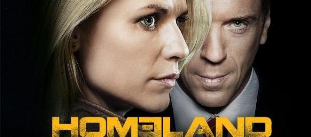 Carrie y Brody en Homeland