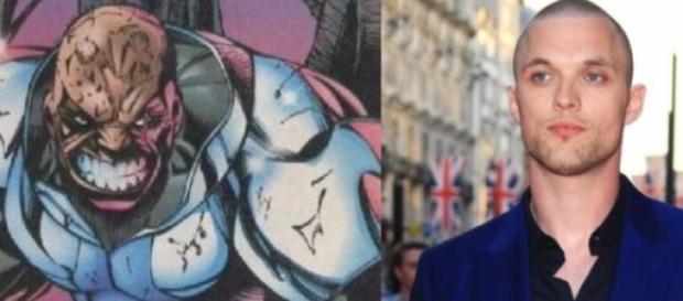 Deadpool: conozcan al villano de la película