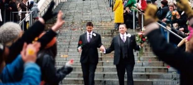 Die gleichgeschlechtliche Ehe ist vielerorts Tabu