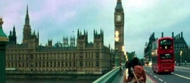 Jab Tak Hai Jaan shot in London.