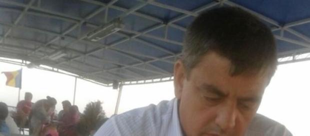 Mihai Neaţă, primarul comunei vrâncene Milcovul