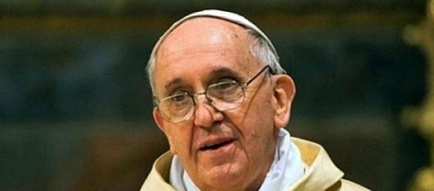 Papa Francisco continua a ser irreverente.