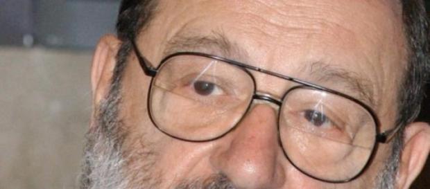 Umberto Eco, escritor, filósofo y semiólogo.