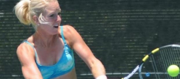 Urszula Radwańska w II rundzie Wimbledonu 2015