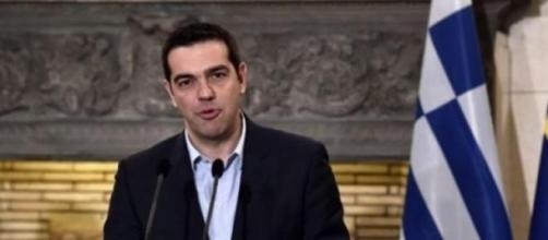 Alexis Tsipras, primo ministro ellenico