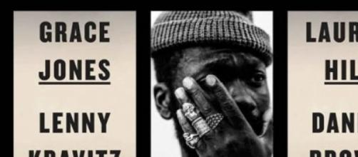 Cartaz do AfroPunk NYC 2015