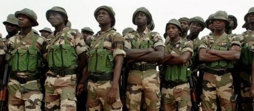 Ejército de Nigeria - US Navy