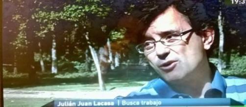 El autor del artículo entrevistado en La Sexta.