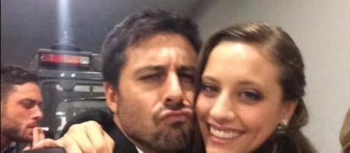 Hugo Silva y Michele Jenner, juntos de nuevo