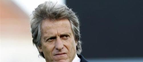 Jorge Jesus é treinador do Sporting.