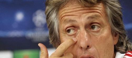 Jorge Jesus, o novo treinador do Sporting