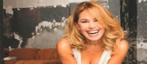 La presentatrice televisiva Barbara D'Urso.