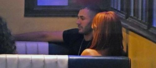 Rihanna e Benzema jantaram juntos