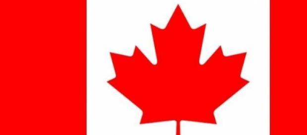 Bandera de Canadá, sede del mundial femenino 2015