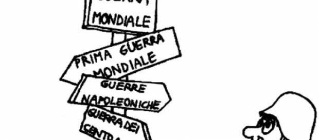 Cent'anni fa l'Italia entrava nella Grande Guerra