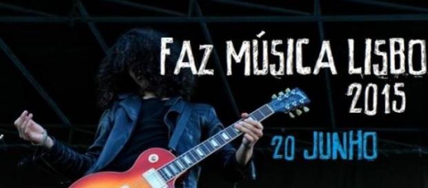 Faz Música Lisboa! é um evento musical gratuito