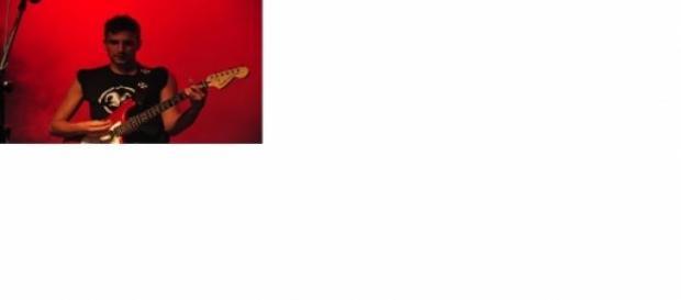 """Franco Ferrara el guitarrista de """"Obreros Rock"""""""