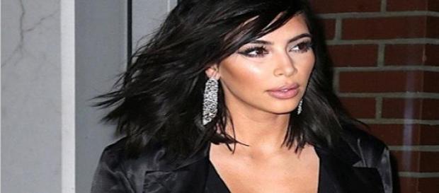 Kim Kardashian enceinte, elle s'énerve