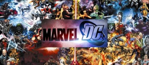 Marvel & DC Comics: A banda desenhada no cinema.