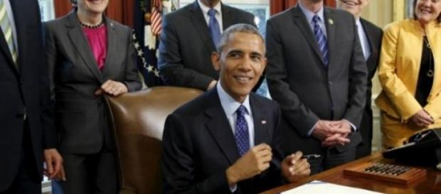 Obama ha firmato il Freedom Act