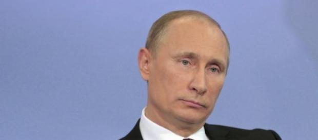 Vladimir Putin - Preşedintele Federaţiei Ruse
