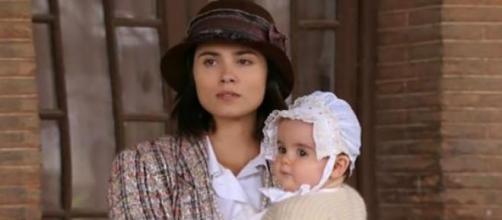 Il Segreto 3, Maria e sua figlia.