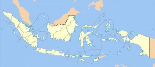 Indonesia se ha visto afectada por accidentes
