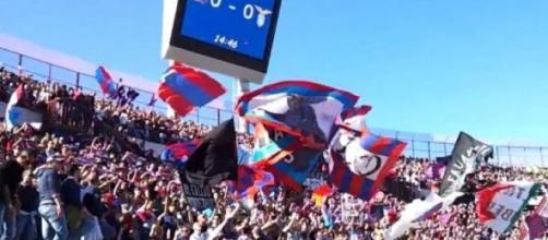 tifosi del calcio Catania