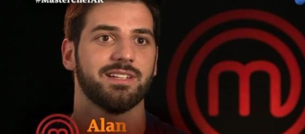 Alan, uno de los preferidos de público y jurado