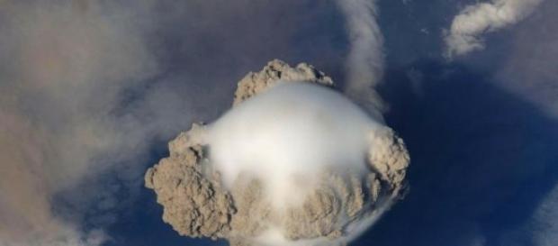 Cambio climático y erupciones volcánicas