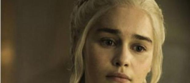 Emilia Clarke - GoT Staffel 5 - Copyright: © HBO