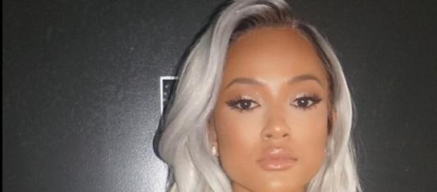 Karrueche Tran bei den BET Awards