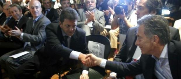 Los planes de Macri y Massa
