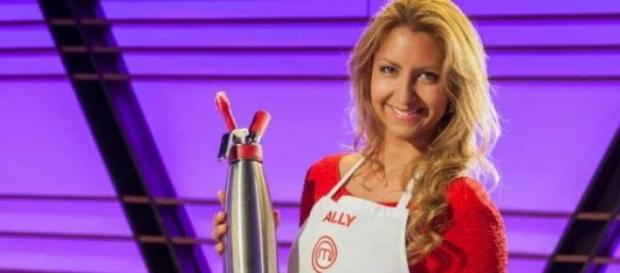 Sally es la ganadora sentimental del Masterchef