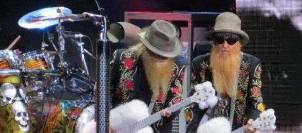 ZZ TOP live am 5. Juli beim Bluetone Festival
