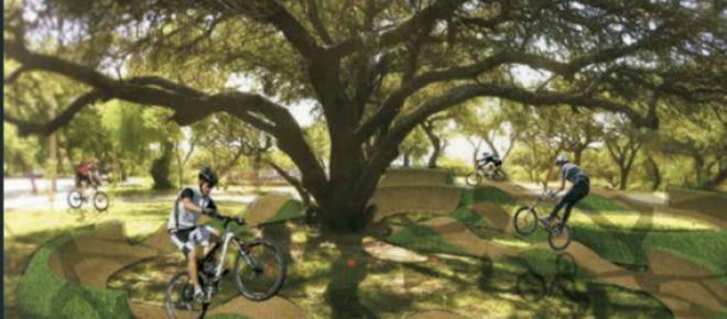 Parque Sarmiento: Jóvenes impulsan la creación de un 'Bike Park'