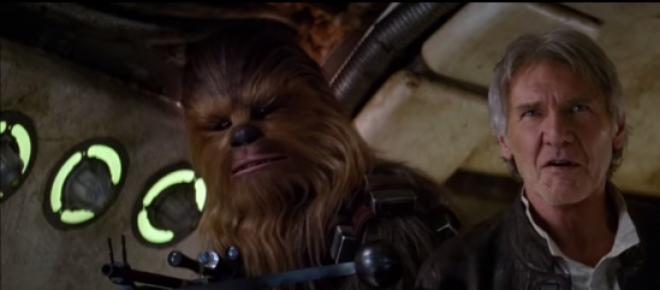 Star Wars, Episodio 7: El despertar de la Fuerza