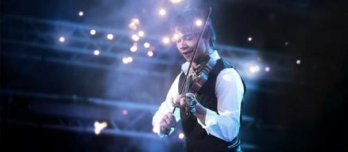 Alexander Rybak won Eurovision Song Contest 2009