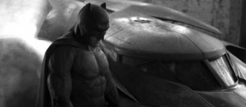 Batman y el nuevo Batmobile